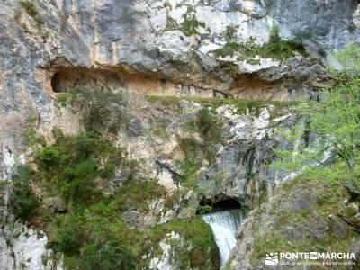 Ruta del Cares - Garganta Divina - Parque Nacional de los Picos de Europa;rutas de montaña